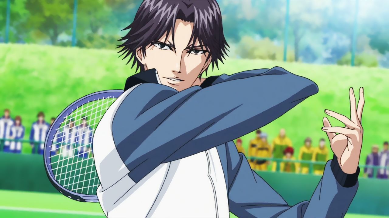 5 best Anime on tennis