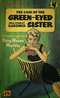 The Case of the Green-Eyed Sister (Perry Mason #42) by Erle Stanley Gardner