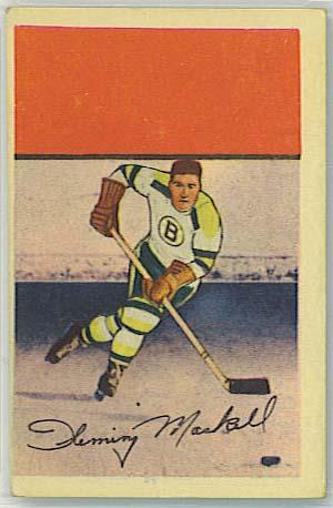 Fleming Mackell - 1952-53 Parkhurst