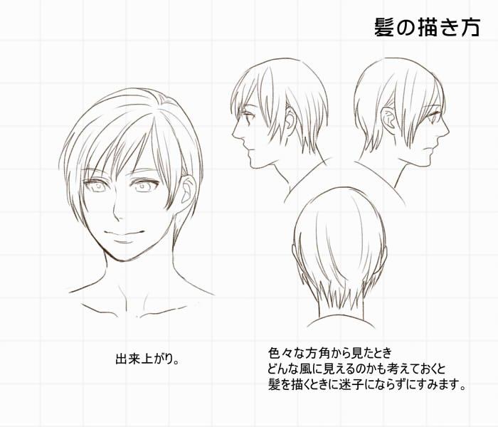 [TUT] Sưu tầm : cách vẽ tóc