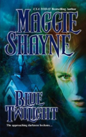 Blue Twilight (Wings in the Night #11) by Maggie Shayne