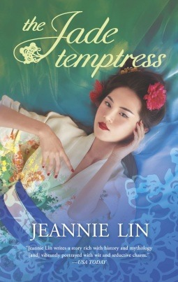 The Jade Temptress (Pingkang Li Mysteries #2) by Jeannie Lin