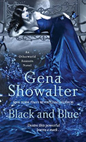 Black and Blue (Otherworld Assassin #2) by Gena Showalter