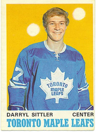 Darryl Sittler 1970-71 OPC