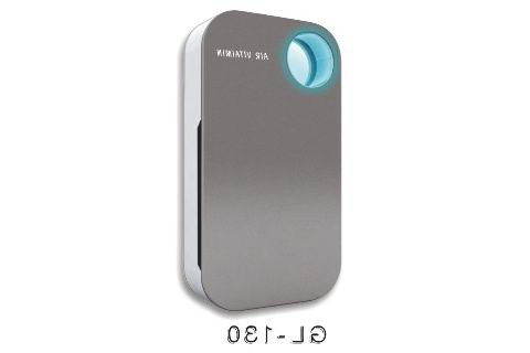 Alive compact air purifier