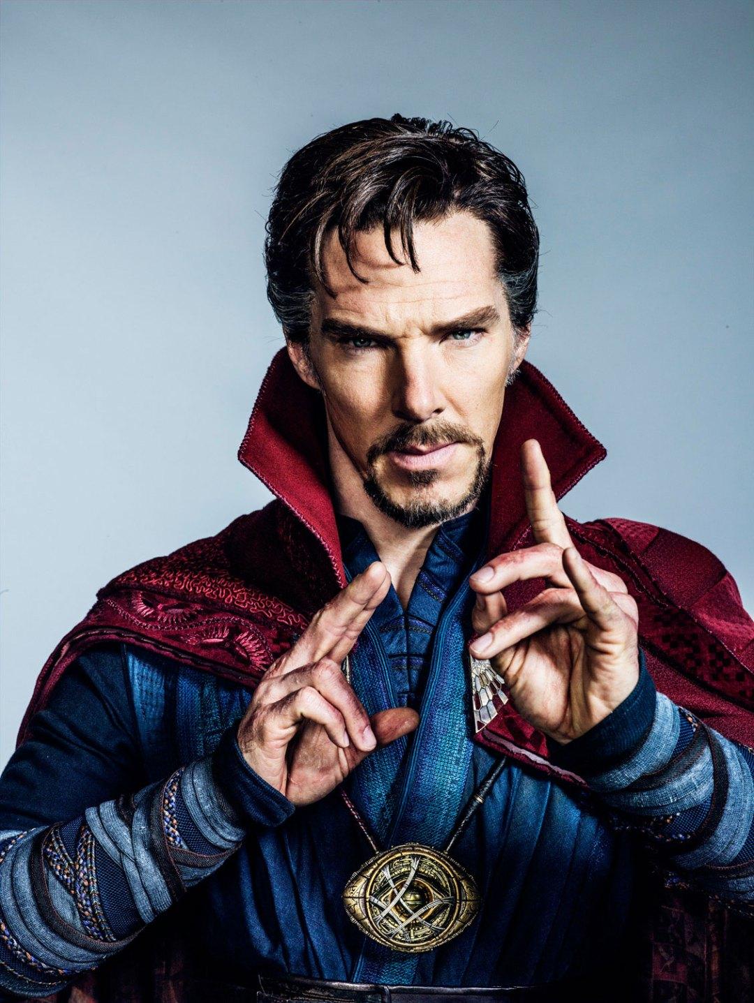 Marvel Studios' Doctor Strange Set Photos 2