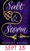 Sept 23: Salt & Storm