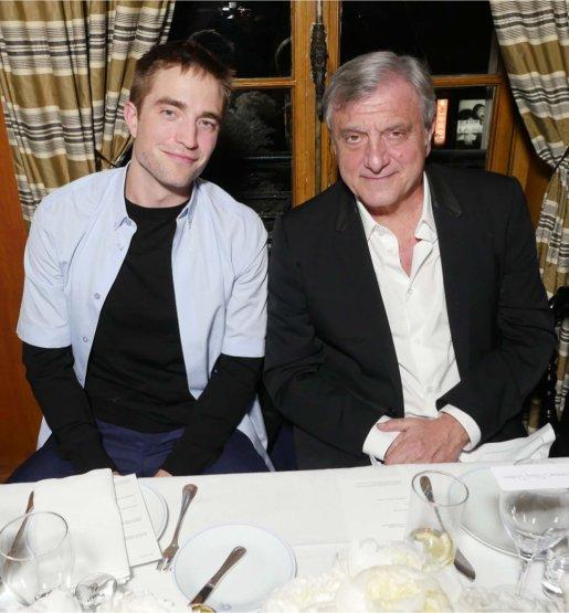 NEW* UHQ Photos of Robert Pattinson and Kris Van Assche at