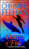 Oceans of Fire (Drake Sisters #3) by Christine Feehan