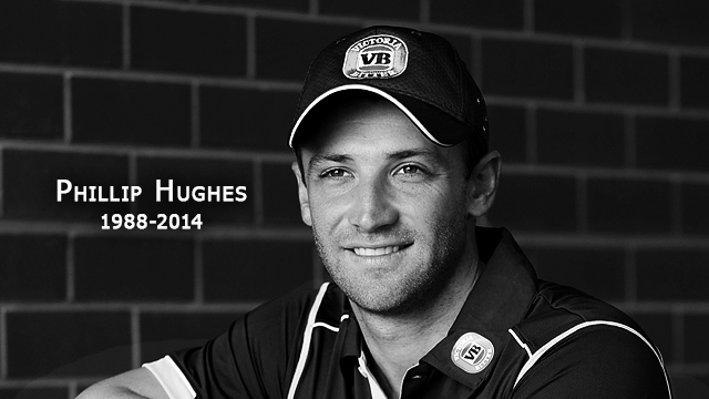 RIP Phillip Hughes Day 2 of Pakistan vs New Zealand postponed Indias tour game cancelled