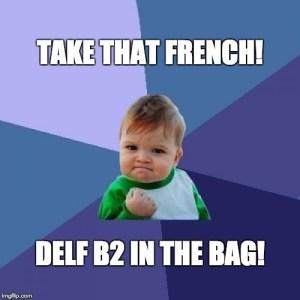 Take That French - Meme