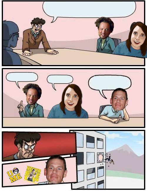 Boardroom Suggestions Original Memes Templates