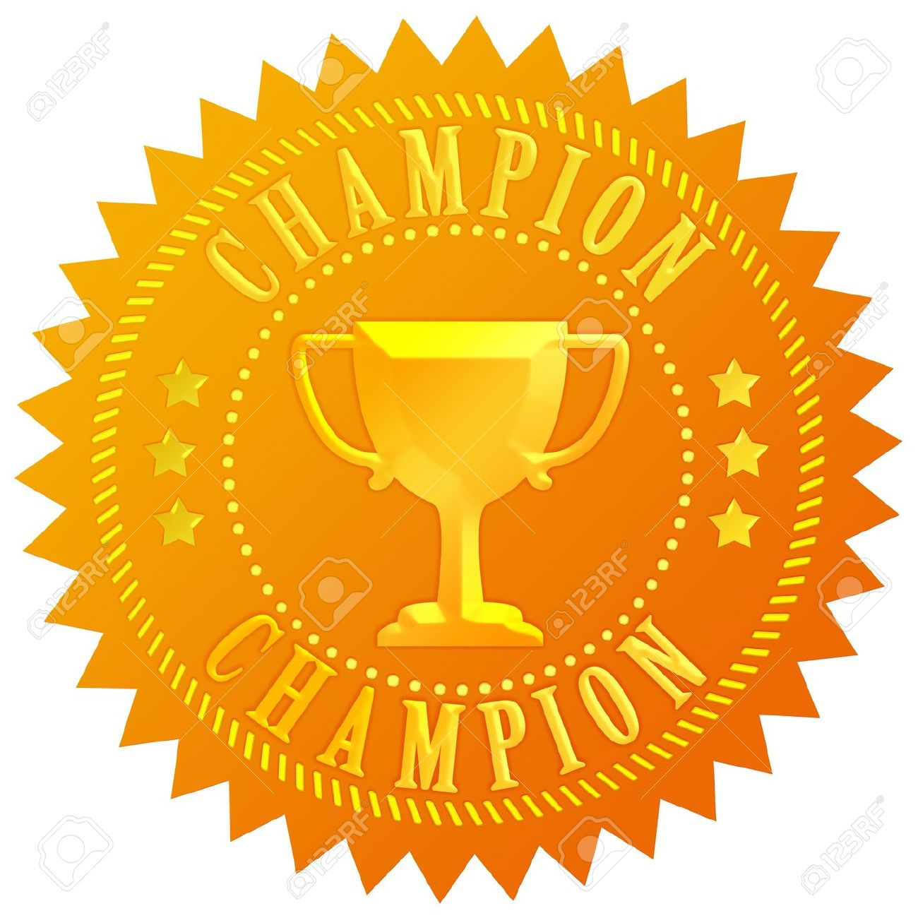 champion sticker meme generator