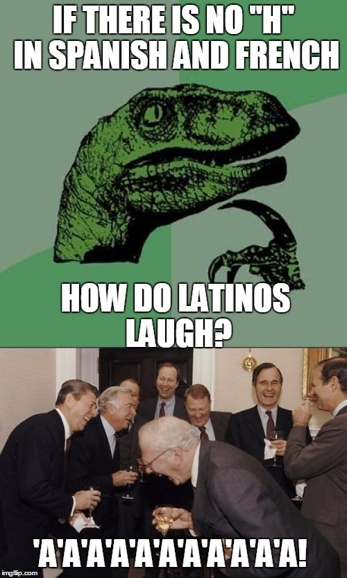 How Laugh Spanish Text