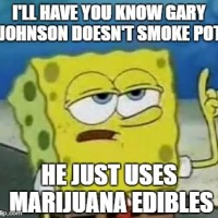 Gary, Dude, You're One Toke Over the Line.