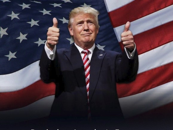 Image result for donald trump thumbs up