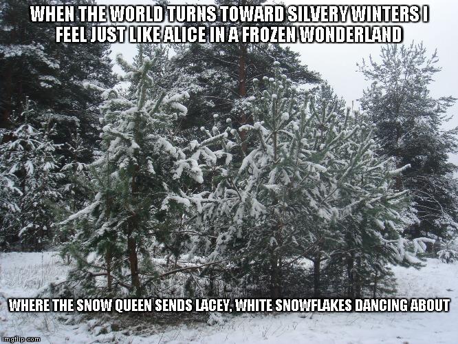 Jack Nicholson Frozen Snow White Christmas