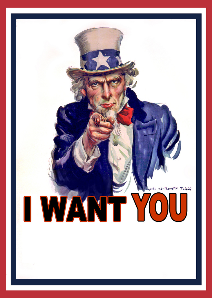 I Want You Memes : memes, Blank, Template, Imgflip