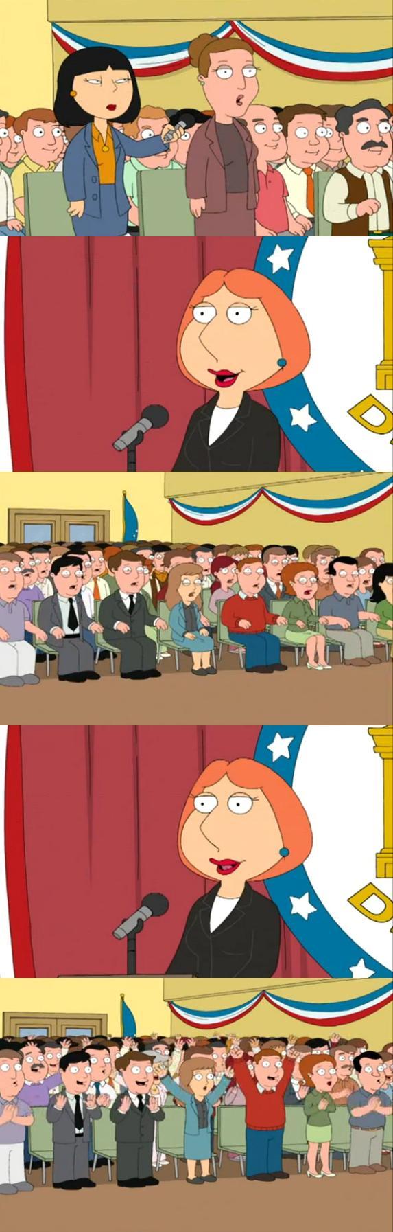 Lois Family Guy Meme : family, Griffin, Latest, Memes, Imgflip