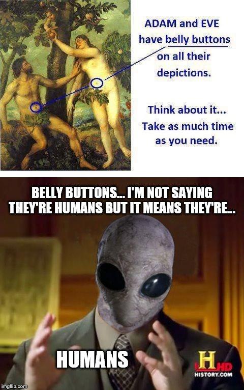 Fynny Adam And Eve Memes