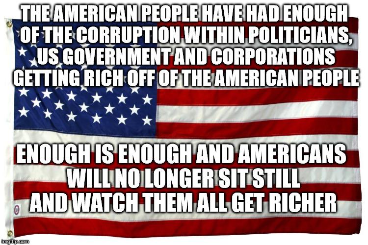 American Government Demotivational