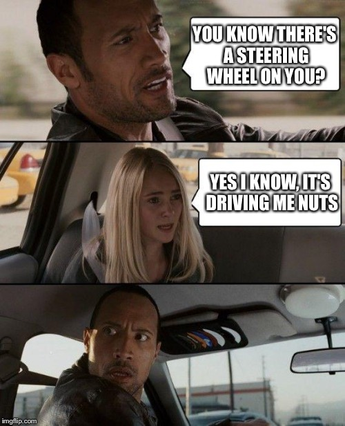 Driving Me Nuts Meme : driving, Driving, Imgflip