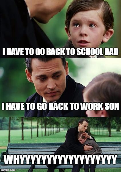 Dont Want Go School Meme