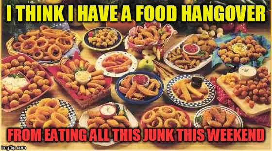 fried foods - Imgflip