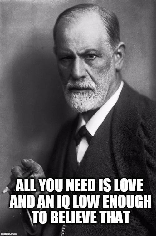 Need Love Meme : Sigmund, Freud, Imgflip