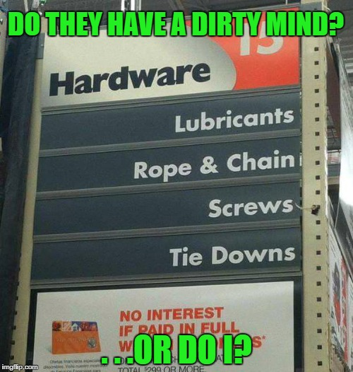 Funny Dirty Mind Memes