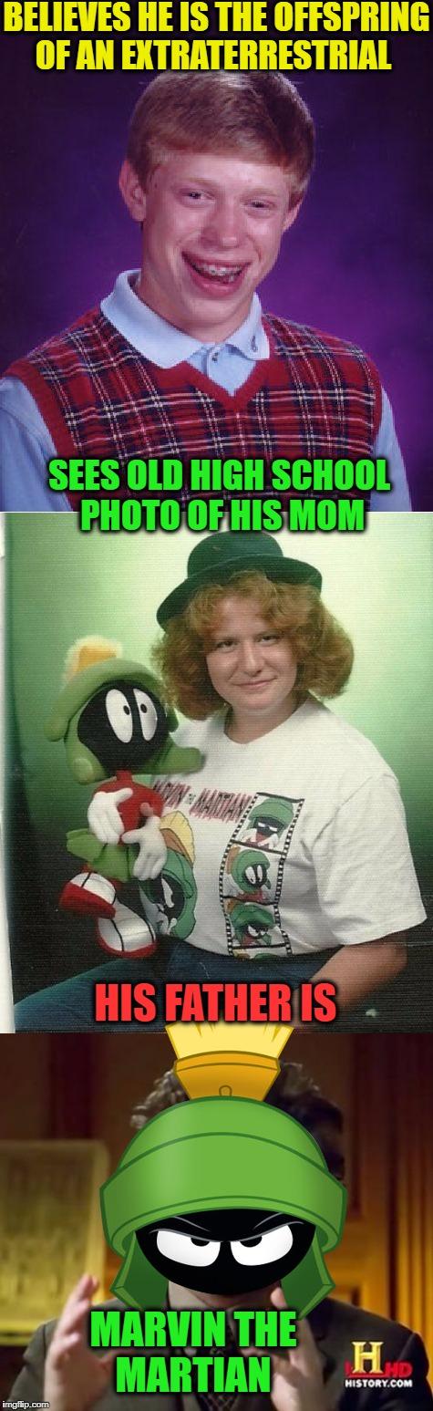Marvin Martian Meme Generator