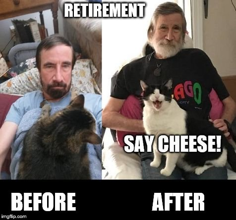 retirement imgflip