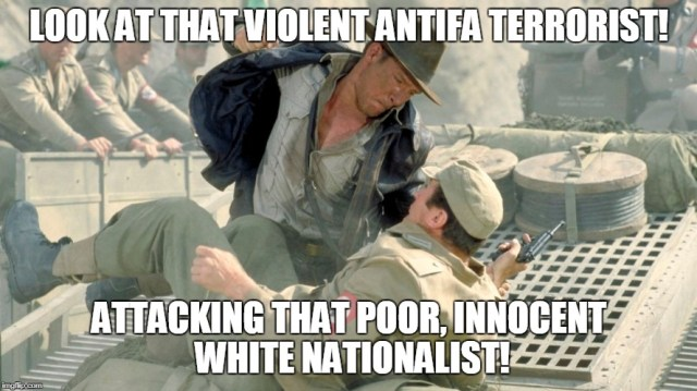 Antifa terrorist - Imgflip