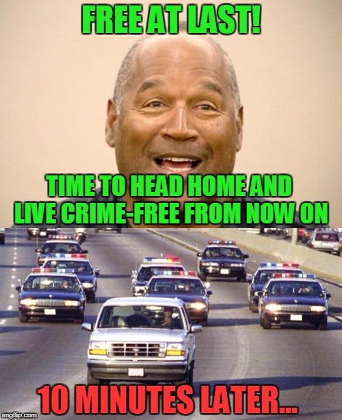 Oj Simpson Bronco Meme : simpson, bronco, Simpson, Memes, Imgflip