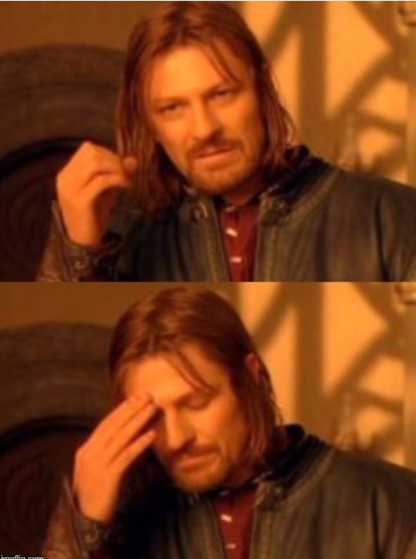 One Does Not Simply Meme Blank : simply, blank, Hania, Logan:, Template, Simply