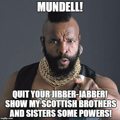 Mrt Quit Your Jibber Jabber