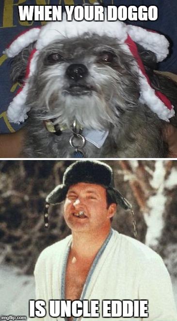 Eddie Christmas Vacation Gif : eddie, christmas, vacation, Uncle, Eddie, Memes, Imgflip