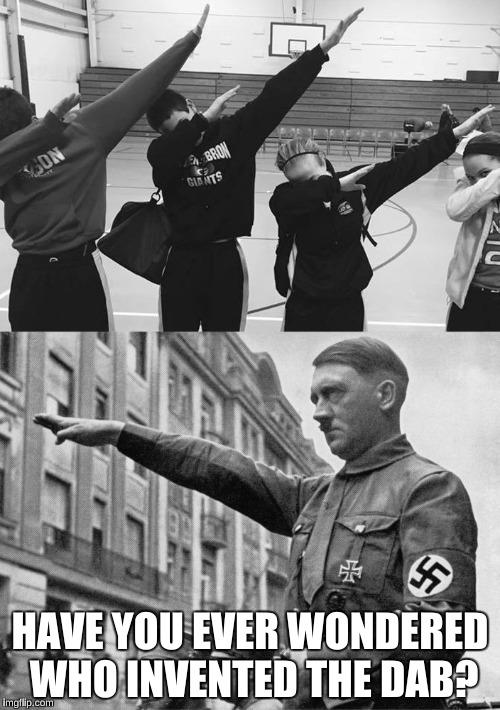 Hitler Dab  Imgflip