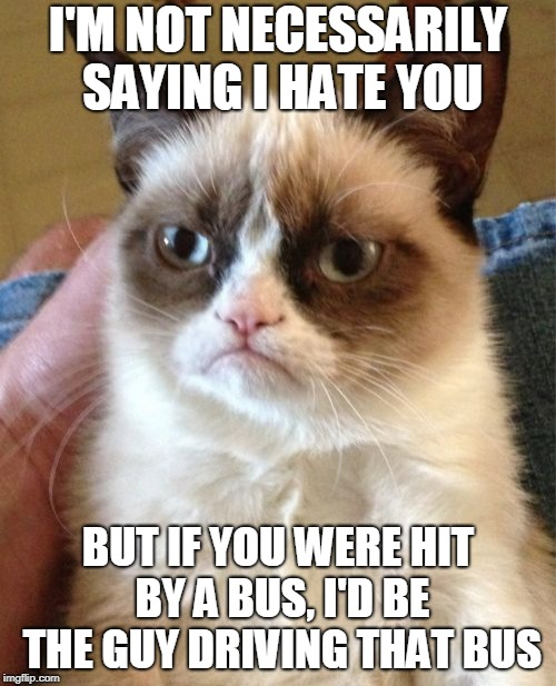 Hit By A Bus Funny : funny, Driving, Imgflip