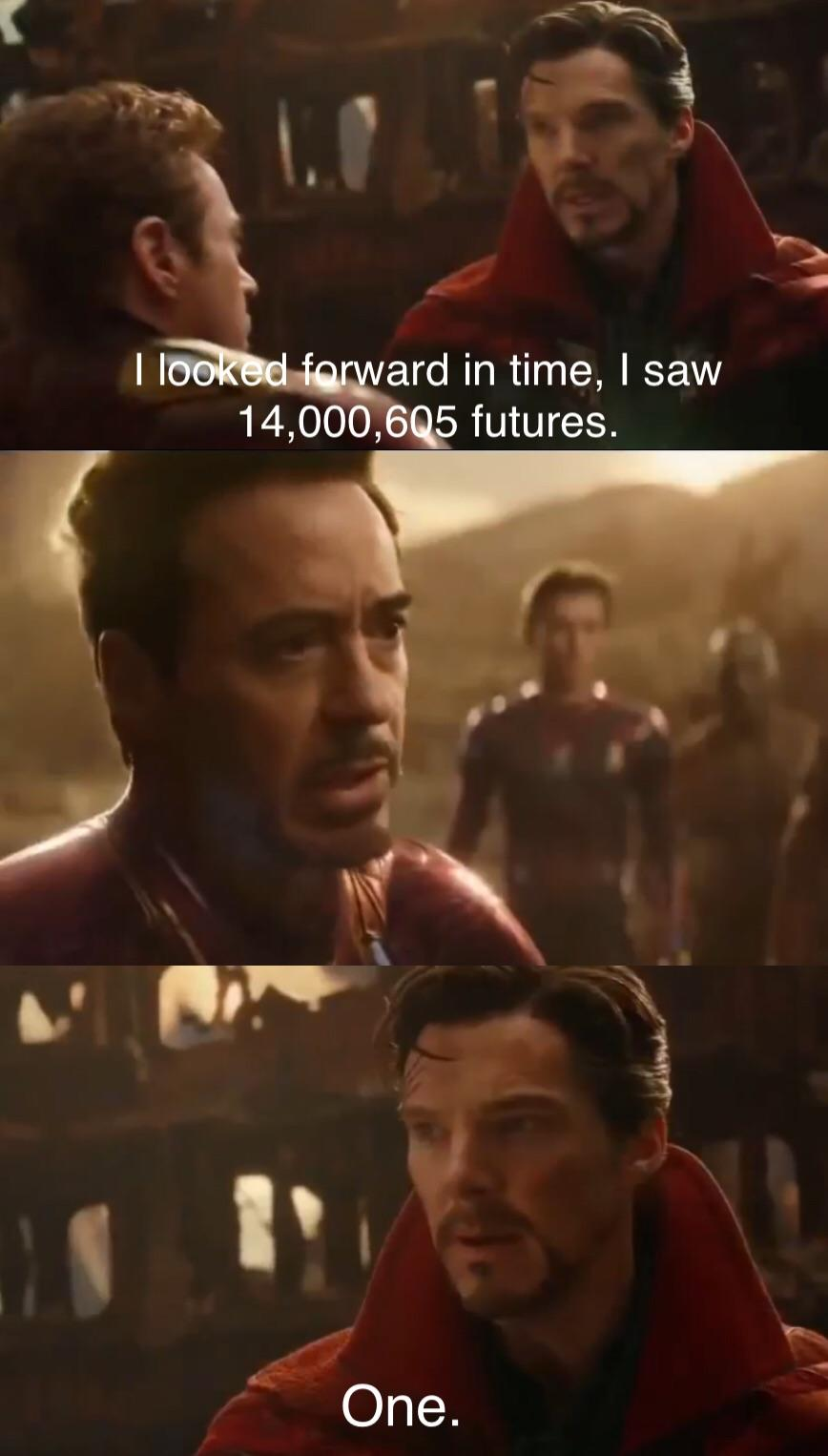 Thanos Vs Iron Man Endgame Memes Funny Memes 2019