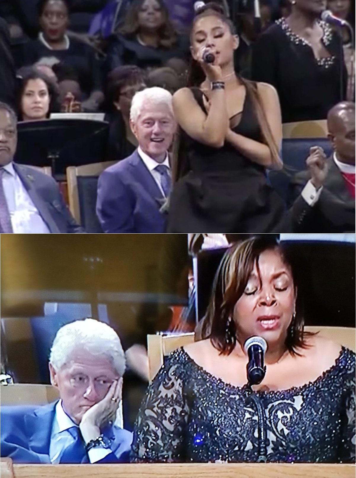 Oprah Meme Generator : oprah, generator, Clinton, Ariana, Grande, Oprah, Blank, Template, Imgflip