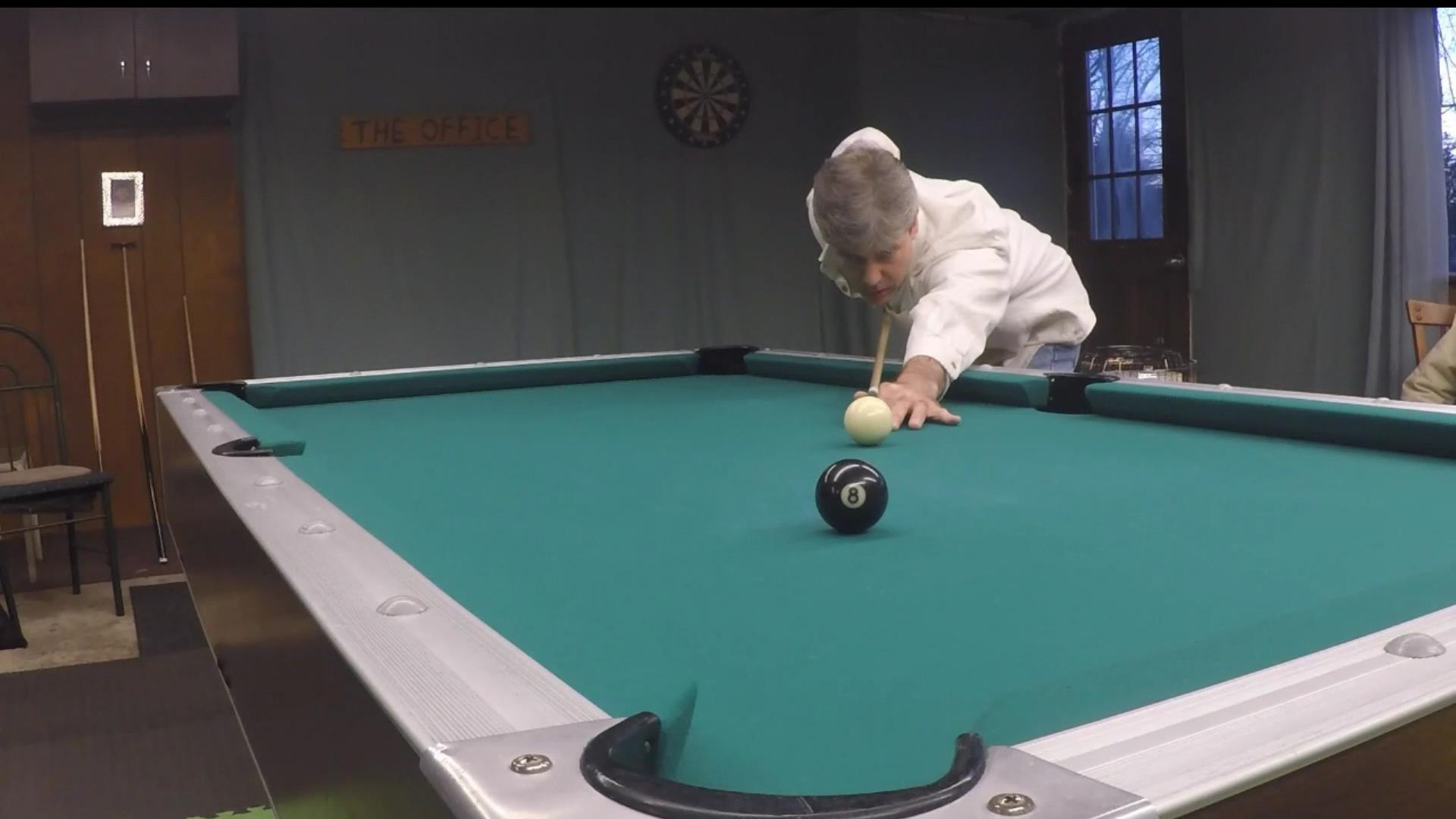 Iq Pool & Billiards Meme Template
