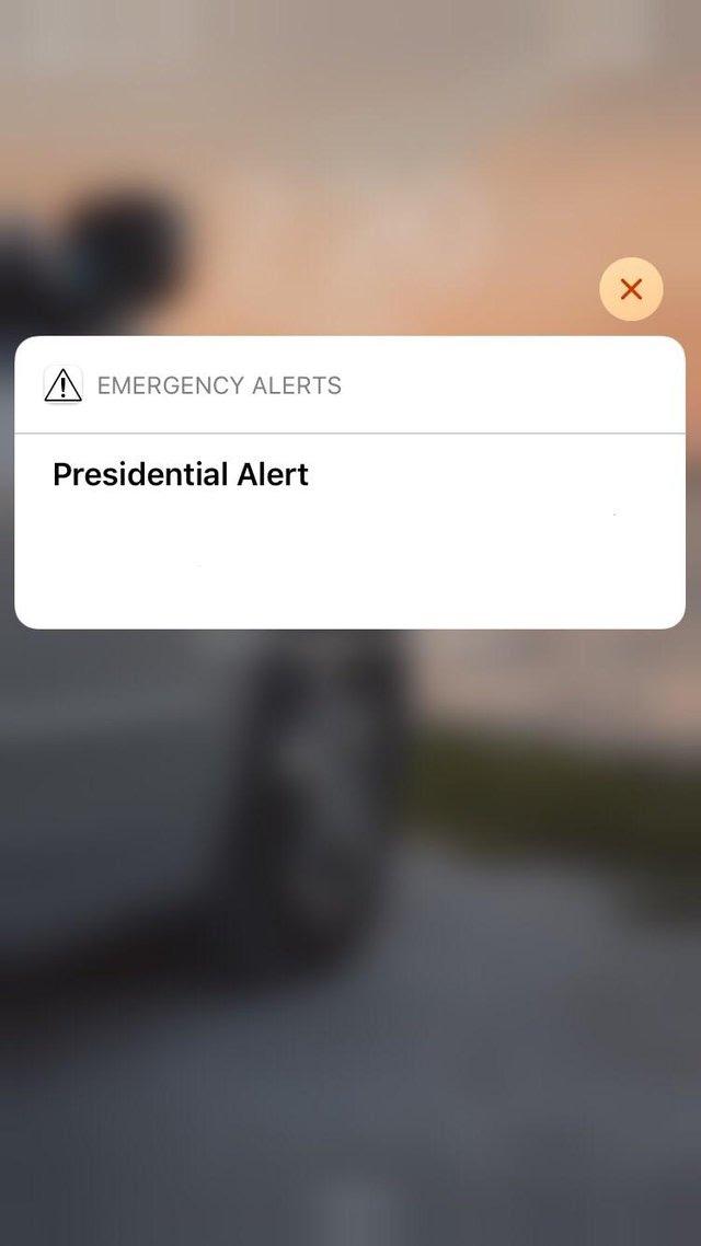Presidential Alert Meme Template : presidential, alert, template, Presidential, Alert, Blank, Template, Imgflip