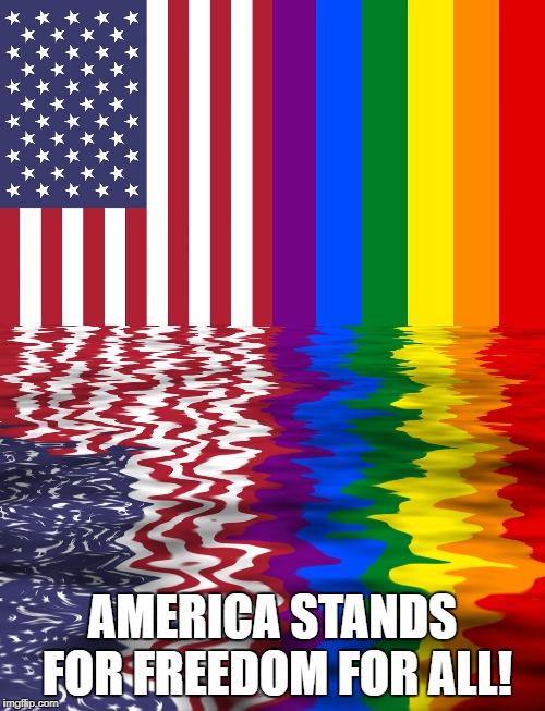 LGBTQ FREEDOM - Imgflip
