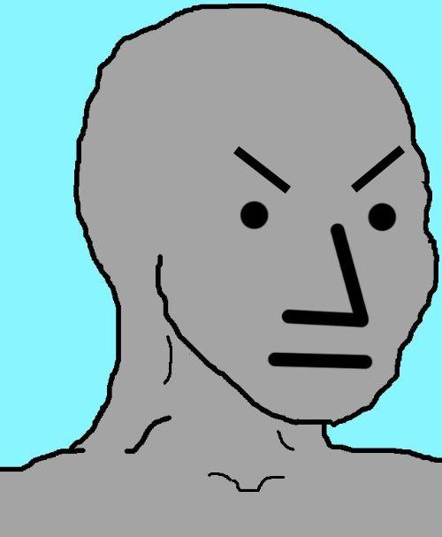 Npc Angry : angry, Angry, Blank, Template, Imgflip