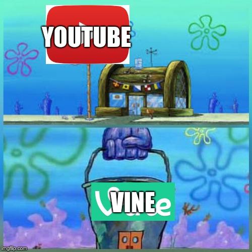 Krusty Krab Meme Generator
