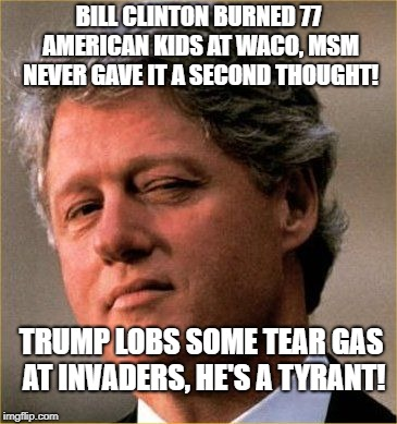 Image result for bill clinton was a tyrant