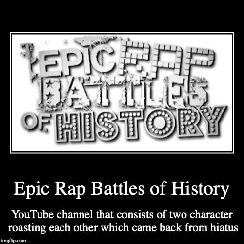 epic rap battles of