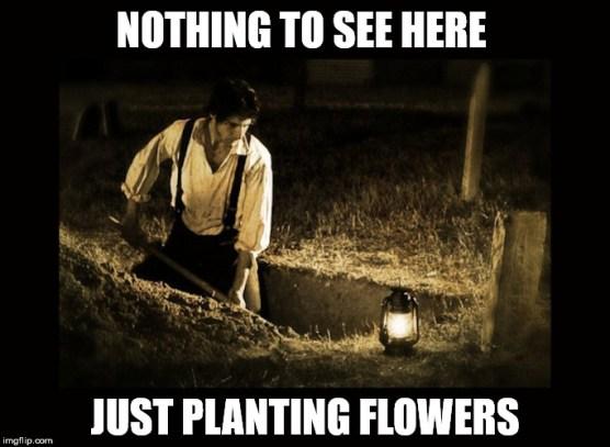 Dark_humour grave digger Memes & GIFs - Imgflip
