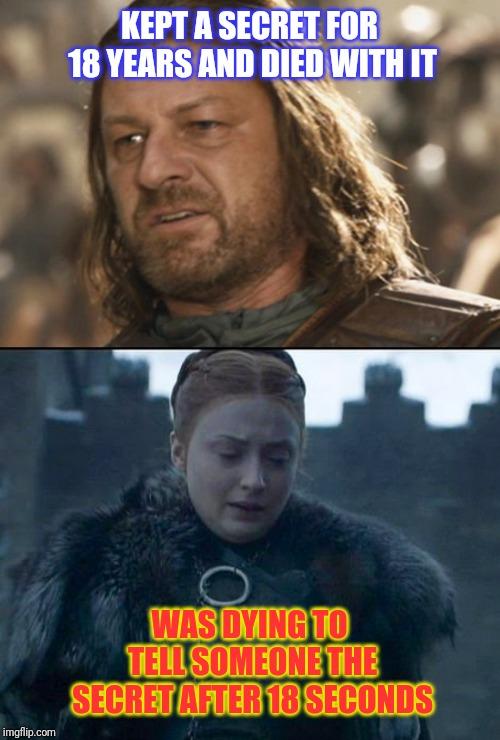 Sansa Stark Memes : sansa, stark, memes, Sansa, Stark, Memes, Imgflip